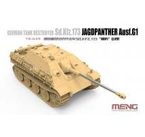 MENG TS-039 - 1:35 German Tank Destroyer SdKfz 173 Jagdpanther Ausf.G1