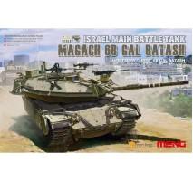 MENG - Israel Main Battle Tank Magach 6B GAL BATASH 1:35