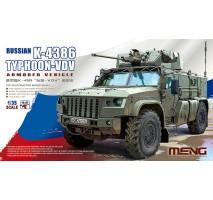 MENG VS-017 - 1:35 Russian Armored Vehicle K-4386 Typhoon-VDV