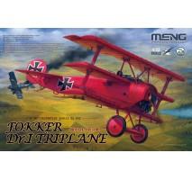 """MENG - 1:32 Fokker Dr.I. Triplane """"Red Baron"""""""