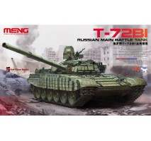 MENG TS-033 - Kit macheta Russian Main Battle Tank T-72B1 1:35