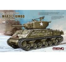 MENG TS-045 - 1:35 U.S. Assault Tank M4A3E2 SHERMAN  Jumbo