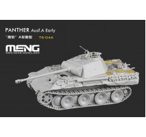 MENG TS-046 - 1:35 SdKfz 171 Panther Ausf.A