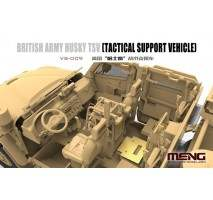MENG - British Army Husky Tactical Support Vehicle 1:35