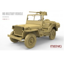 MENG VS-011 - 1:35 MB Willys Jeep