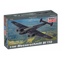 Minicraft 14720 - 1:144 Messerschmitt Bf-110 E2