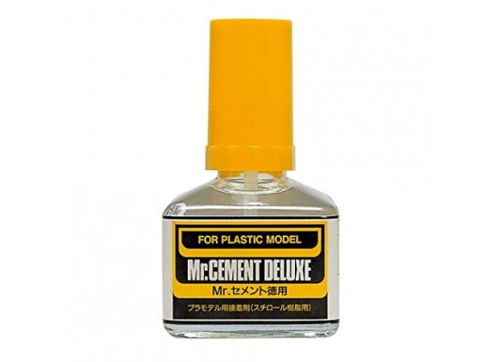 Mr. Hobby MC127 - Mr. Cement Deluxe 40ml