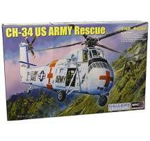MRC - Macheta elicopter CH-34 US ARMY Rescue 1:48