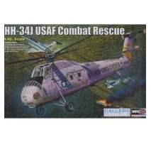 MRC - Macheta elicopter HH-34J USAF Combat  Rescue 1:48