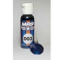MRP-C003 - Ford GT - Liquid Blue