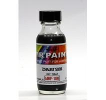 MRP-180 Exhaust Soot (Matt Clear)
