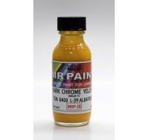MRP-028 Dark Chrome Yellow (ČSN 6400)