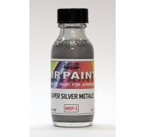 MRP-003 Super Silver Metalic