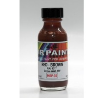MRP-036 Red Brown (RAL 8017)