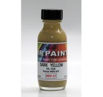 MRP-037 Dark Yellow (RAL 7028)