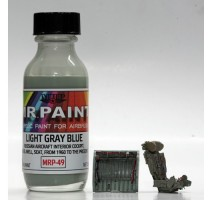 MRP-049 Light Grey Blue