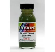 MRP-088 Fine Surface Primer - Olive Green (60ml)