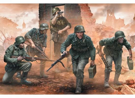 Masterbox 35177 - 1:35 German Infantry WW II Era, Early period