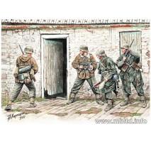 MB 3584 - German Infantry - Western Europe 1944-1945 1:35
