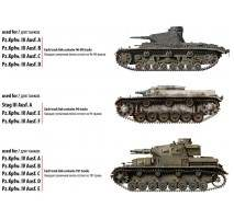 Miniart 35235 - Pz.Kpfw III-IV Workable Track Links Set, Early 1:35