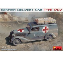 Miniart 35297 - 1:35 German Typ 170V Delivery Car
