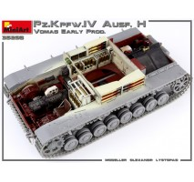 Miniart 35298 - 1:35 Pz.Kpfw.IV Ausf. H Vomag. Early Prod. (May 1943) Interior Kit