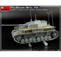 Miniart 35344 - 1:35 Pz.Beob.Wg.IV Ausf. J Late/Last Prod. 2 in 1 w/Crew