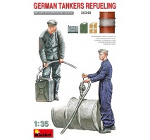 Miniart 35348 - 1:35 German Tankers Refueling
