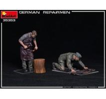 Miniart 35353 - 1:35 German Repairmen