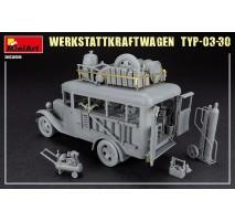 Miniart 35359 - 1:35 Werkstattkraftwagen Typ-03-30
