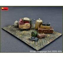 Miniart 35582 - 1:35 Luggage Set 1930-40s