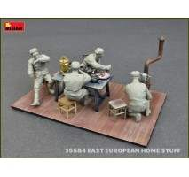 Miniart 35584 - 1:35 East European Home Stuff
