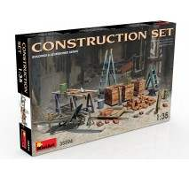 Miniart 35594 - 1:35 Construction Set