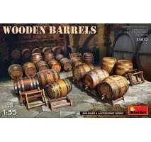Miniart 35632 - 1:35 Wooden Barrels