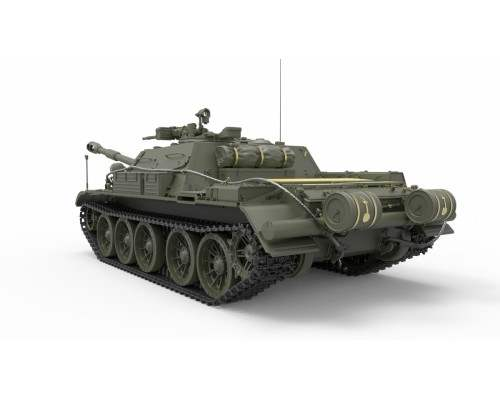 Miniart 37035 - 1:35 SU-122-54 Early Type
