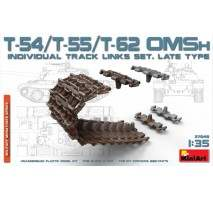 Miniart 37048 - Set senile T-54 T-55 T-62 OMSH Late 1:35