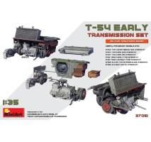 Miniart 37051 - 1:35 T-54 Early Transmission Set
