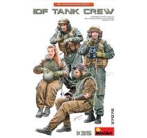 Miniart 37076 - 1:35 IDF Tank Crew