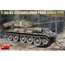 Miniart 37085 - 1:35 T-34-85 Czechoslovak Prod. Early Type