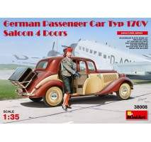 Miniart - German Passenger Car Type 170 V4 Door 1:35