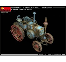 Miniart 38024 - 1:35 German Agricultural Tractor D8500 Mod. 1938