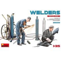 Miniart 38039 - 1:35 Welders