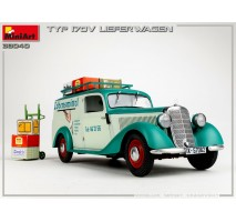 Miniart 38040 - 1:35 Lieferwagen Typ 170V Delivery Car