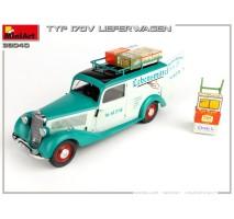 Miniart 38040 - 1:35 Lieferwagen Typ 170V Delivery Car
