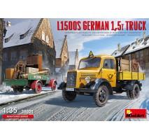Miniart 38051 - 1:35 L1500S German 1,5t Truck