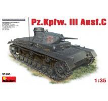 Miniart 35166 - Pz.Kpfw.3 Ausf.C 1:35