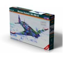 MisterCraft D-206 - 1:72 Morane Saulnier MS.406 CI