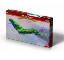 MisterCraft F-02 - 1:48 Mig-17F Fresco