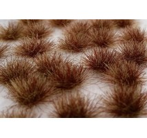 Modelscene 50-25S - Grass Tufts - Late Autumn