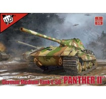 Modelcollect - 1:35 German E-50 Panther III Medium Tank